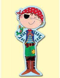Image of Pirate Book Mark
